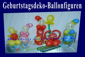 ballonsupermarkt geburtstagsdeko ballonfiguren kindergeburtstag geburtstag. Black Bedroom Furniture Sets. Home Design Ideas