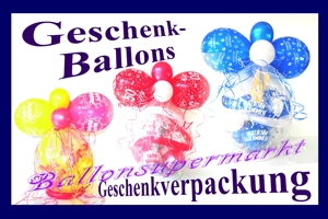 Geschenkballons