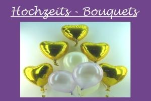 Hochzeit Bouquets