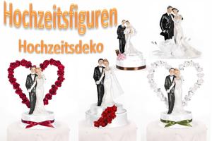 Hochzeit Hochzeitspaare Hochzeitsdeko-Hochzeitsfiguren