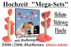 """""""Hochzeit"""" Mega-Set"""