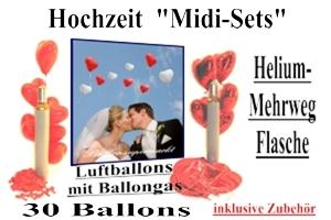 """""""Hochzeit"""" Midi-Sets / 30er"""