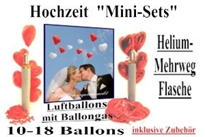 """Hochzeit"" Mini-Sets"