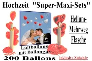 """""""Hochzeit"""" SuperMaxi-Set"""