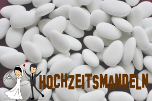Hochzeitsmandeln