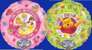 "Kindergeburtstag ""Singing Balloons"""