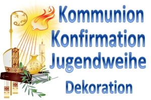 Kommunion und Konfirmation, Jugendweihe