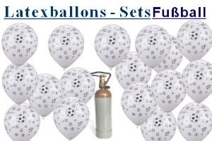 Latexballons Fußball