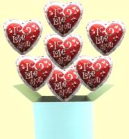 Liebesgrüße (Mittlerer Karton)