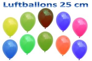 Luftballons 25 cm