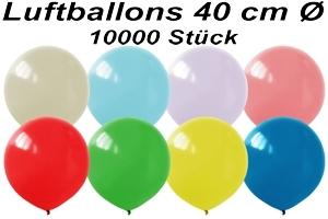 Luftballons 40cm - 10.000 Stück