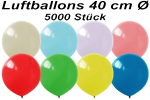 Luftballons 40cm - 5.000 Stück