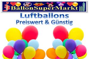 Luftballons günstig und preiswert
