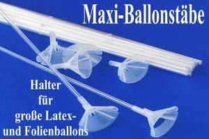 Ballonstäbe Maxi