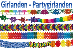 Party Girlanden