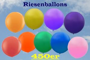 Luftballons, Riesenballons, 160 cm