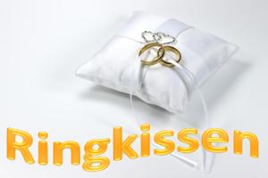 Ringkissen Hochzeit