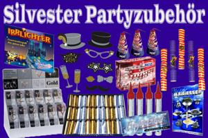 Silvester Partyzubehör