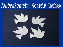 Taubenkonfetti - Hochzeitsdekoration