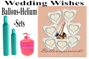 Wedding Wishes Hochzeit Sets