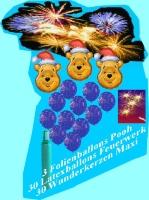 Weihnachten und Silvester mit Pooh