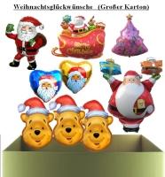 Weihnachtsglückwünsche (Großer Karton)