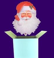 Weihnachtsglückwünsche (Mittlerer Karton)