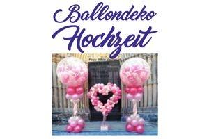 Deko-Bouquets Hochzeit