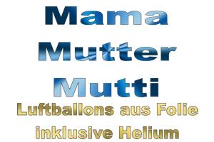 Mama Luftballons