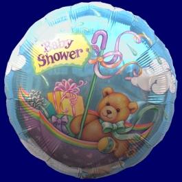 Baby Shower Luftballon aus Folie