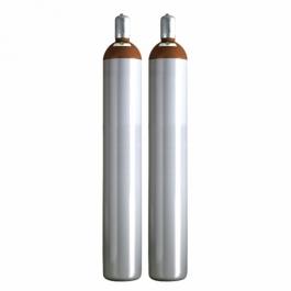 Ballongas 50 Liter, 2 Ballongasflaschen, NRW Lieferung