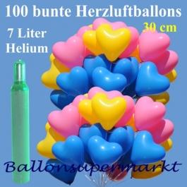ballons-helium-set-100-bunte-herzluftballons-7-liter-ballongas-30er