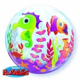 Bubble Luftballon Sealife