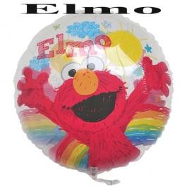 Elmo Luftballon mit Ballongas