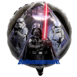 Star Wars Luftballon ohne Helium/Ballongas