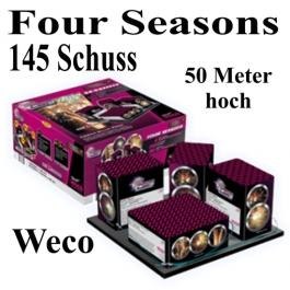 Four Seasons Feuerwerk
