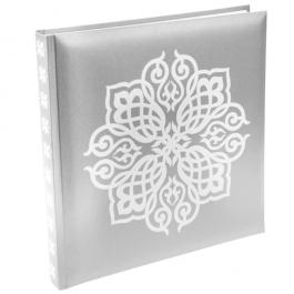 Gästebuch Orientalisch Silber