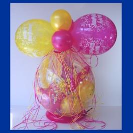 Geschenkballon zum Geburtstag Geburtstagsgeschenk