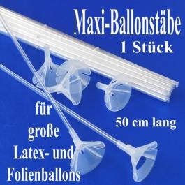 Großer Ballonstab, Halter für große Luftballons