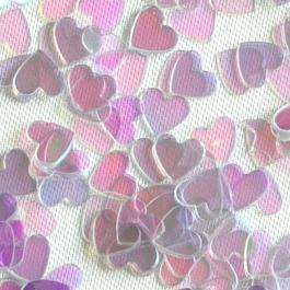 Konfetti-Tischdeko-Hochzeit-Herzen-Sparkling-Hearts-Perlmutt-Streudekoration