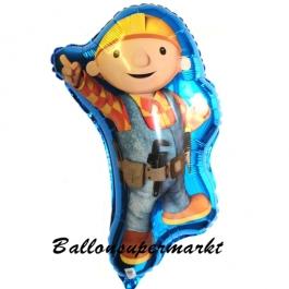 Luftballon Bob der Baumeister, Shape, mit Helium