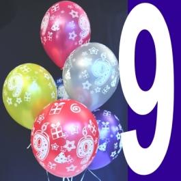 luftballons-zahl-9-latexballons-27,5-cm-6-stueck