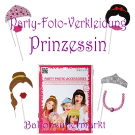 Party-Foto-Verkleidung Prinzessinen