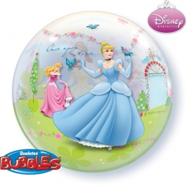 Princess Dreamland Bubble Luftballon