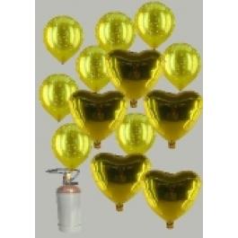 Goldene Hochzeit Midi-Set 2
