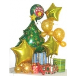 Weihnachtsdekoration 3 (Heliumfüllung)