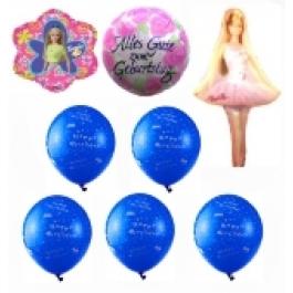 Kindergeburtstag Mini-Set 3 / Barbie
