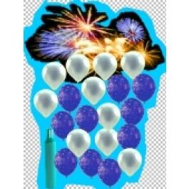 Feuerwerk Maxi