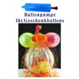 Geschenkballonpumpe