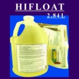 Hi-Float, 10 Kanister (inkl. Pumpe)